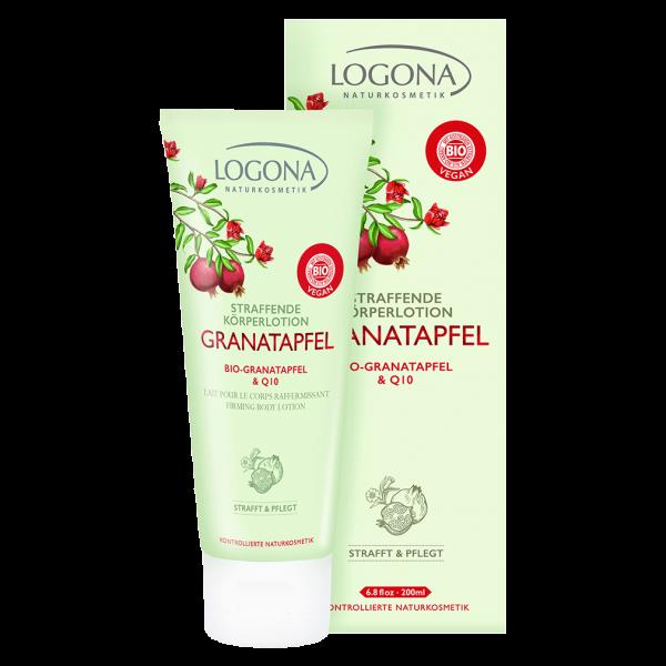 Logona Bio Körperöl Granatapfel (Q10)