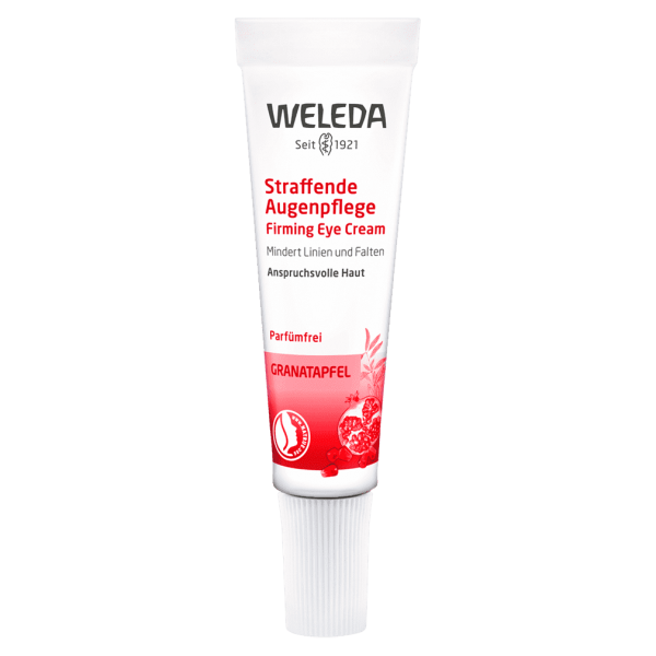 Weleda Bio Granatapfel Straffende Augenpflege