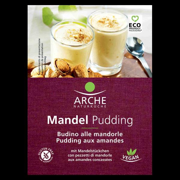 Arche Naturküche Bio Mandel Pudding