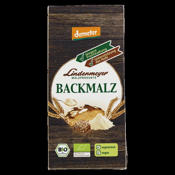 Lindenmeyer Bio Backmalz