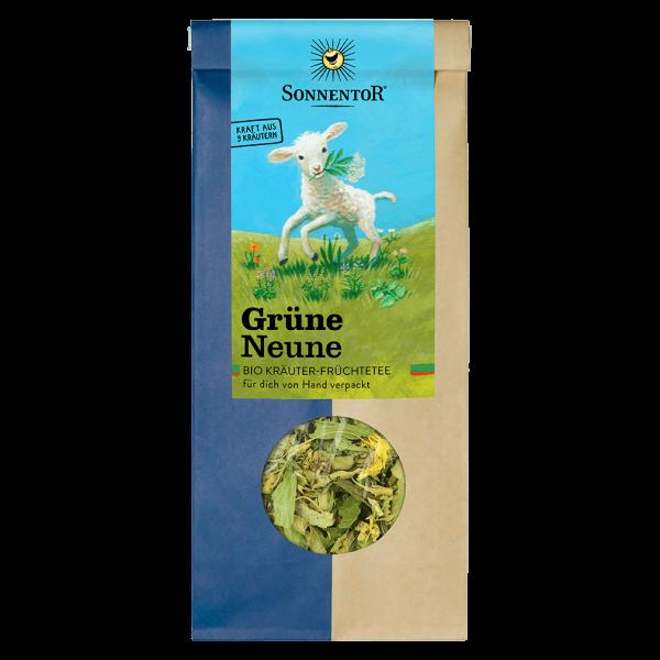 Sonnentor Bio Grüne Neune Tee