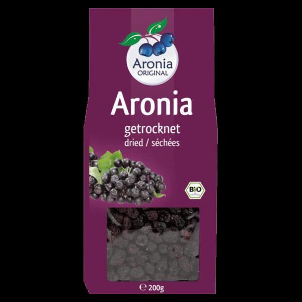 Aronia Original Bio Aroniabeeren getrocknet