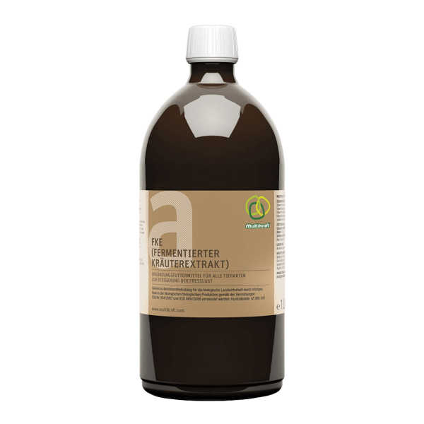 Multikraft FKE (Fermentierter Kräuterextrakt)