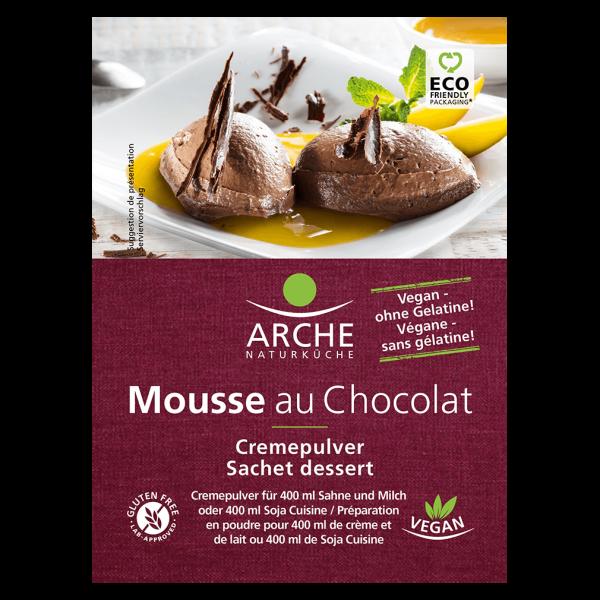 Arche Naturküche Bio Mousse au Chocolat