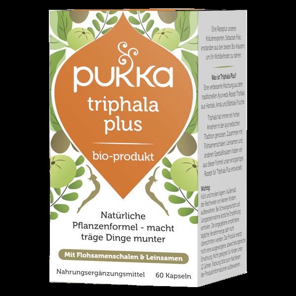 Bio Triphala Plus Kapseln, 60 Stück