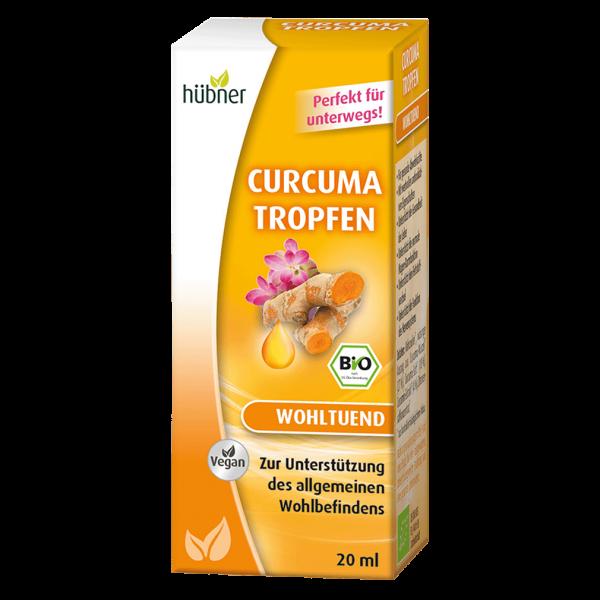 Anton Hübner Bio Curcuma Tropfen