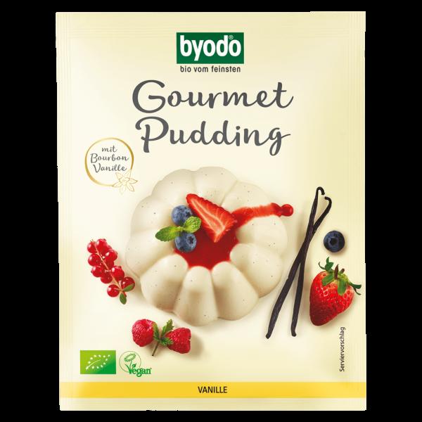 byodo Bio Gourmet Pudding Vanille