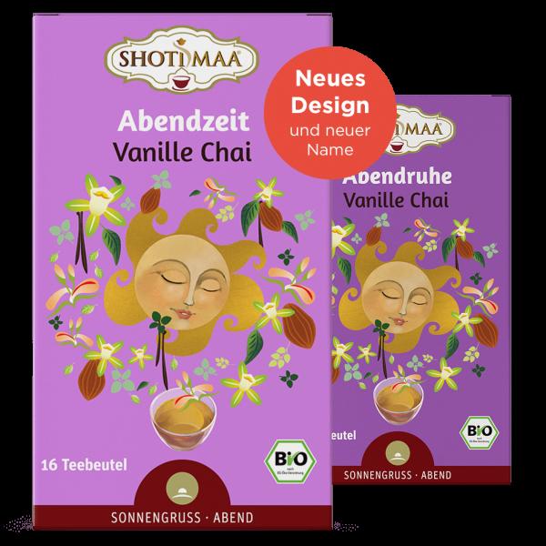 Shotimaa Bio Abendzeit Tee (ehemals Abendruhe), 16 Beutel