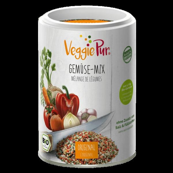 VeggiePur  Bio Gemüse-Mix Original, 130g