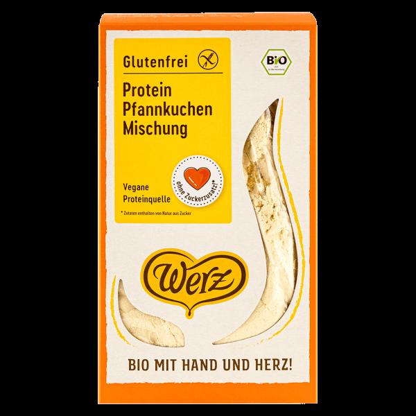 Werz Bio Protein Pfannkuchen Mischung