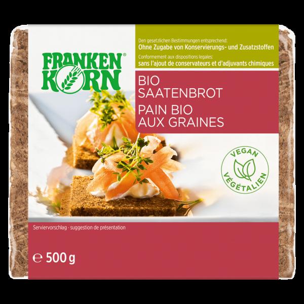 Frankenkorn Bio Frankenkorn Saatenbrot