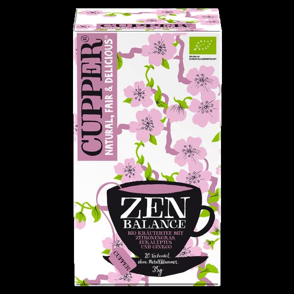 Cupper Bio Zen Balance Tee, 35g