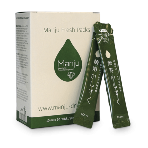 Manju Fresh Packs, 30x10ml