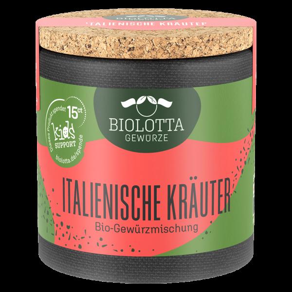 BIOLOTTA Bio Italienische Kräuter