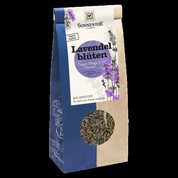 Sonnentor Bio Lavendelblüten