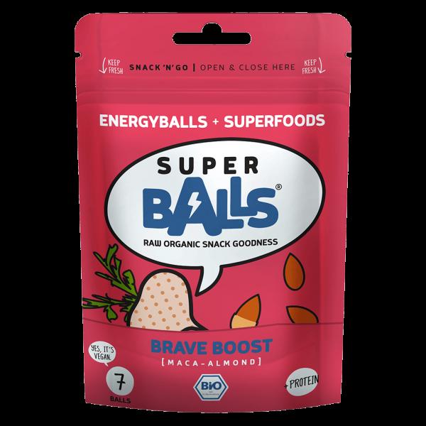 Super Balls Brave Boost