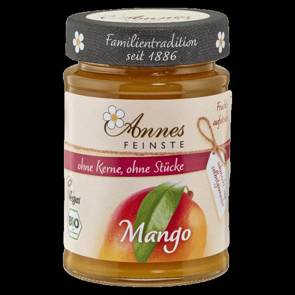 Annes Feinste Bio Mango Fruchtaufstrich
