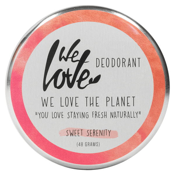 We Love The Planet Deocreme Sweet Serenety