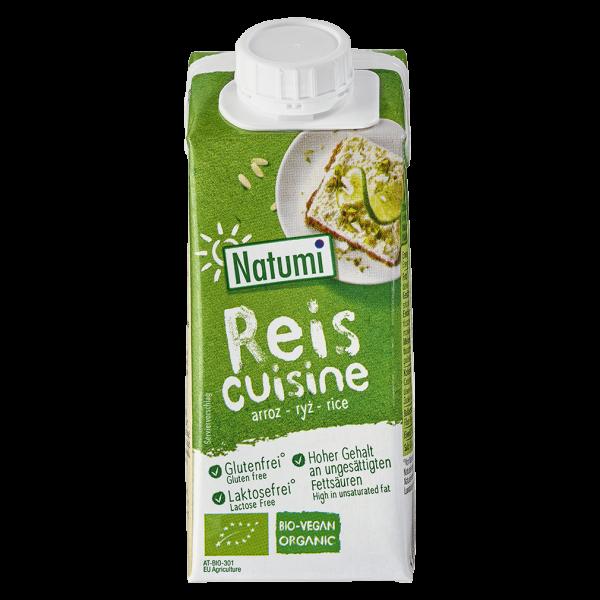 Natumi Bio Reis Cuisine, 200 ml