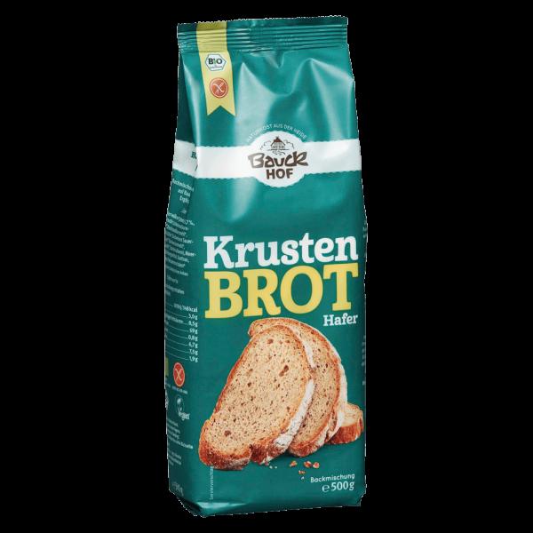 Bauckhof  Krustenbrot Hafer glutenfrei