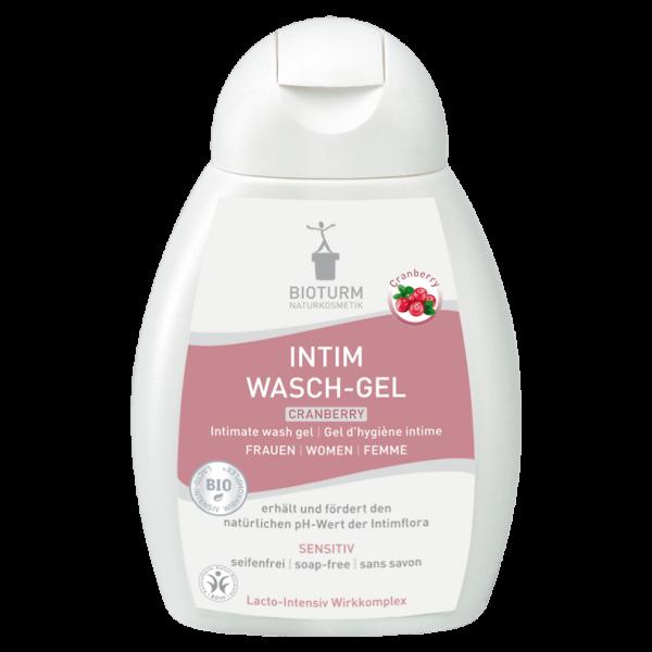 Intim Wasch-Gel Cranberry
