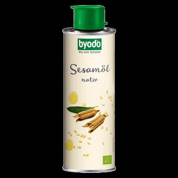 byodo Bio Sesamöl nativ