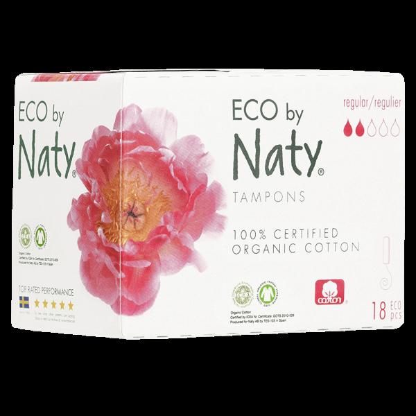 Naty  Bio Tampons Regular