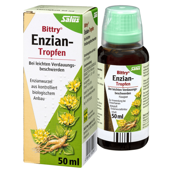 Salus Bio Enzian-Tropfen