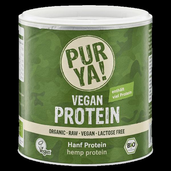 PURYA! Bio Vegan Protein Hanf Protein