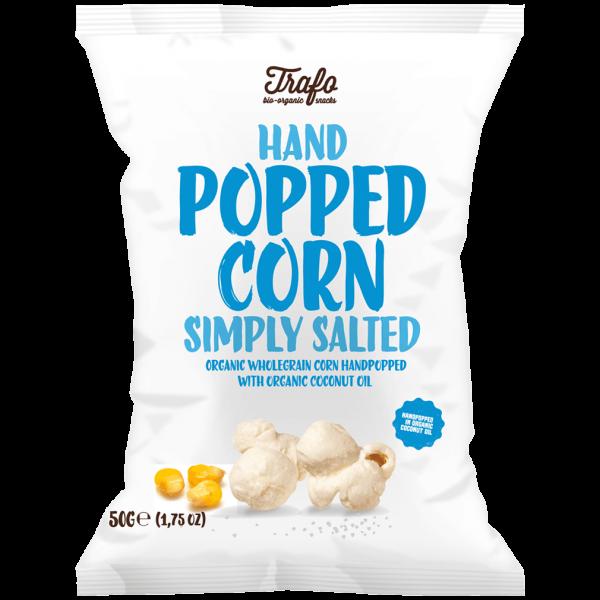 Bio Popcorn gesalzen