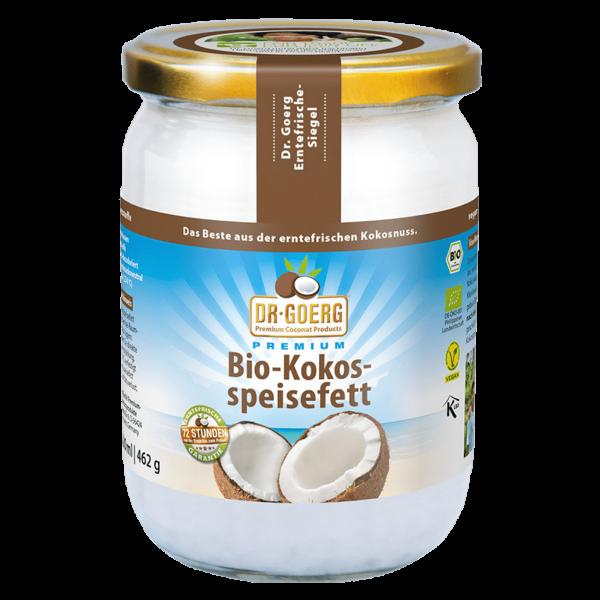 Dr. Goerg Bio Kokos-Speisefett 500ml