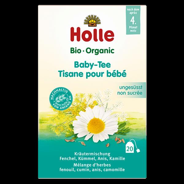 Holle Bio Baby-Tee ungesüßt 20Stk