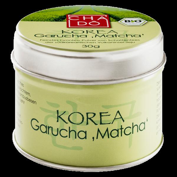Cha Do Bio KOREA Garucha Matcha