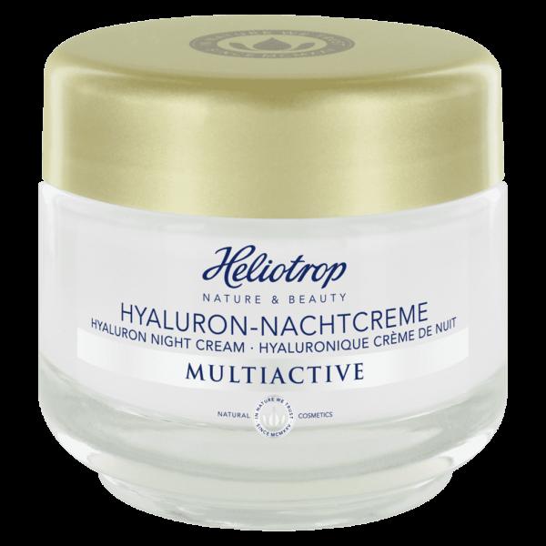 Heliotrop Multiactive Hyaluron-Nachtcreme