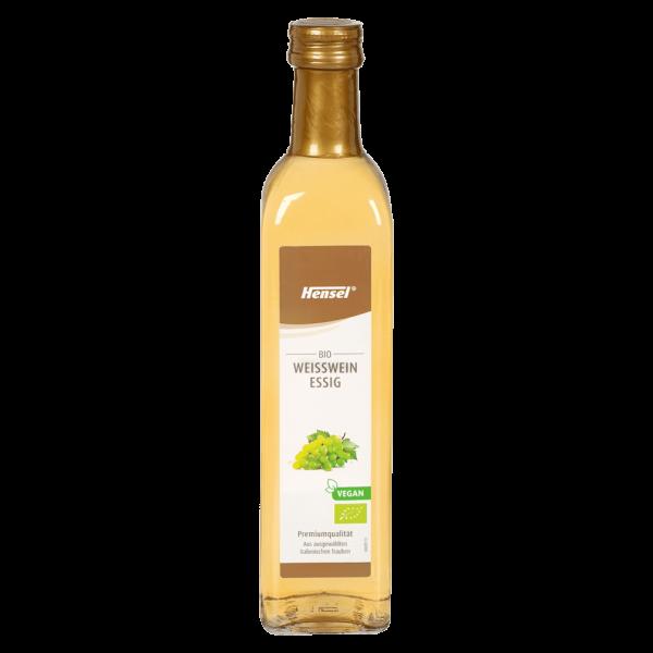 Hensel Bio Weißwein Essig