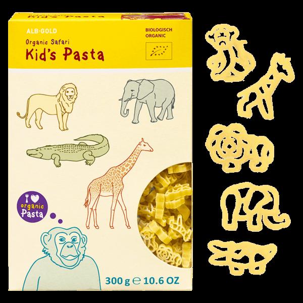 Alb-Gold Bio Kid´s Pasta Safari