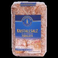Bioenergie Himalaya Kristallsalz Granulat, unjodiert