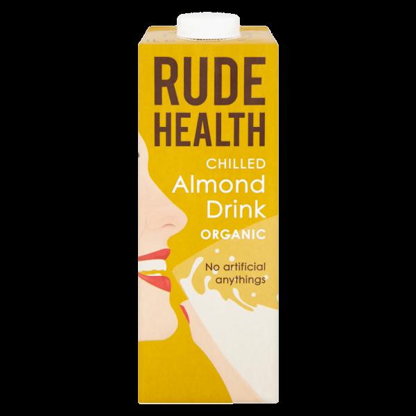 Rude Health Bio Mandel Drink, 1000ml