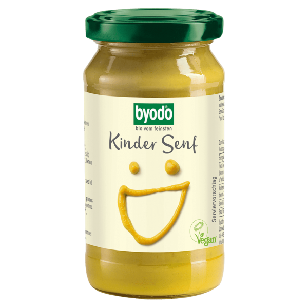 byodo Bio Kinder Senf