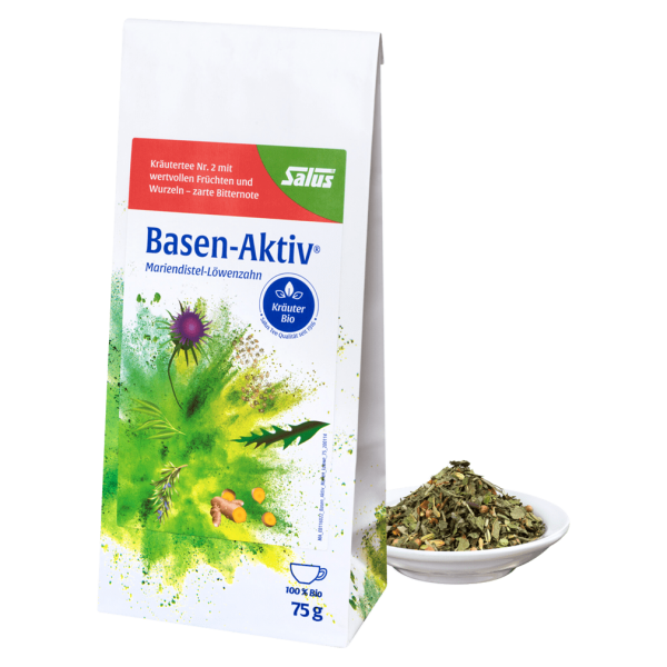 Salus Bio Basen-Aktiv Kräutertee Nr. 2