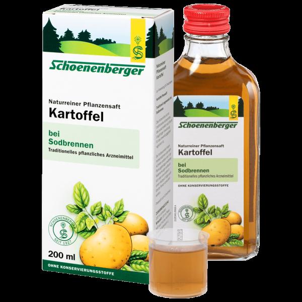 Schoenenberger Kartoffel-Heilpflanzensaft, 200ml