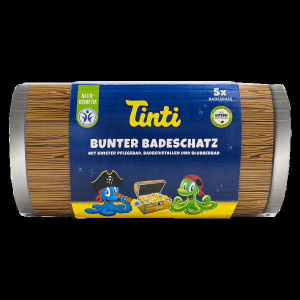 Tinti Bunter Badeschatz