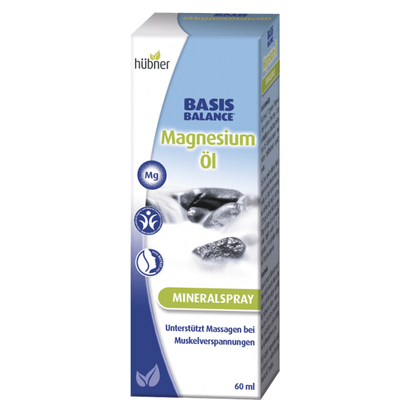 Basis Balance Magnesium Öl