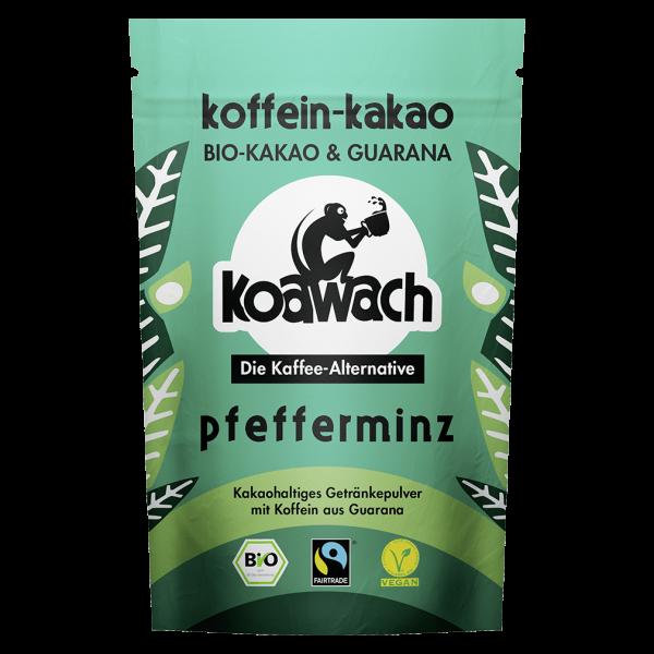 koawach Bio Trinkschokolade Pfefferminz