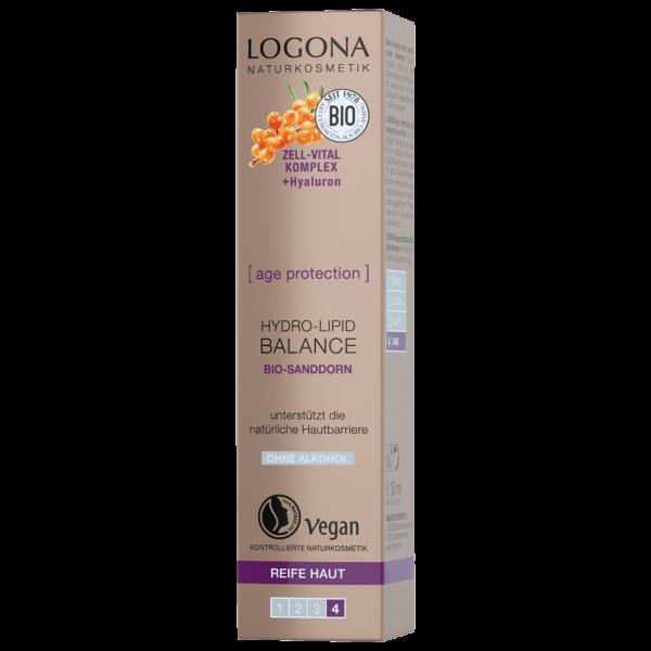 Logona Age Protection Hydro-Lipid Balance, 30ml