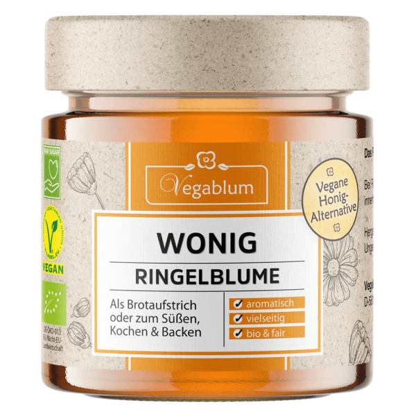 Vegablum Bio Ringelblumen-Wonig, 225g