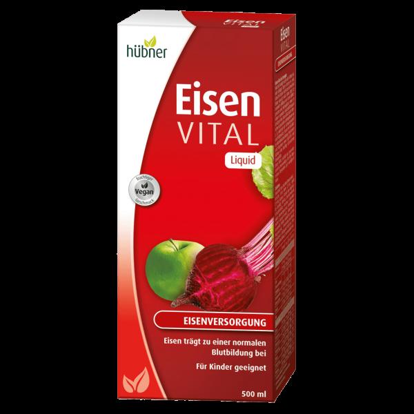 Hübner Eisen Vital F 500ml