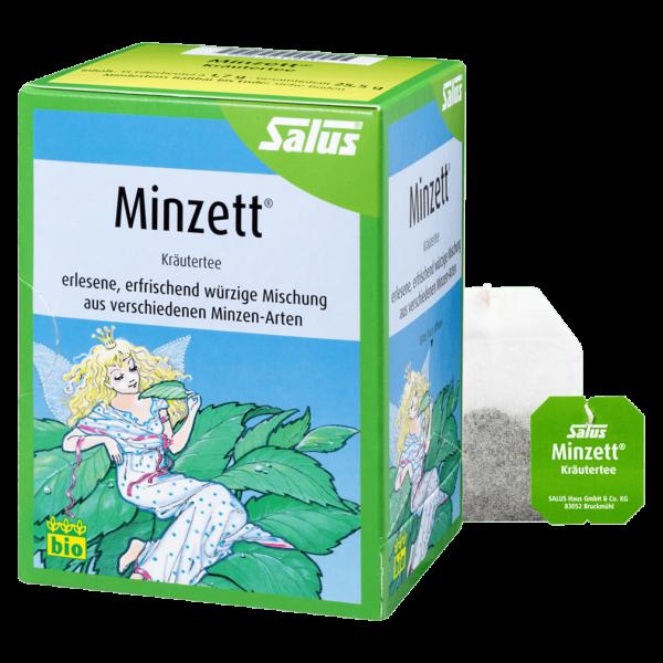 Salus Bio Minzett Kräutertee