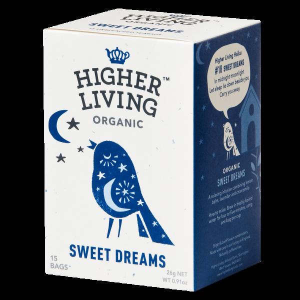 Higher Living Bio Sweet Dreams, 15Btl