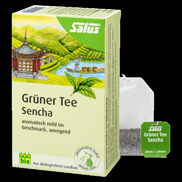 Salus Bio Grüner Tee Sencha
